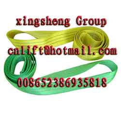 endless polyester webbing sling