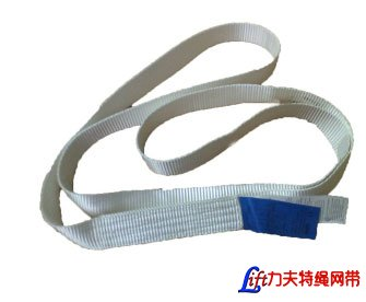 Endless Flat Round Sling-Endless disposable polyest