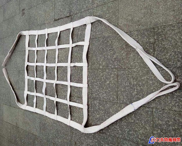 flat strap cargo net|High quality Helicopter Liftin