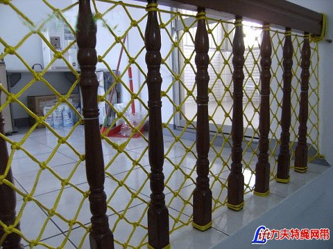 Stair Prevention Netting-Staircase Safety Nets-Chil